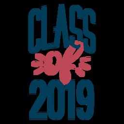 Clase de diseño de letras 2019