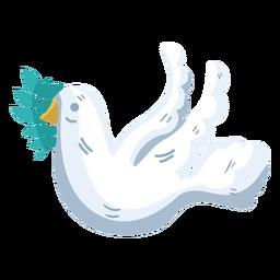 Paloma símbolo pacifista
