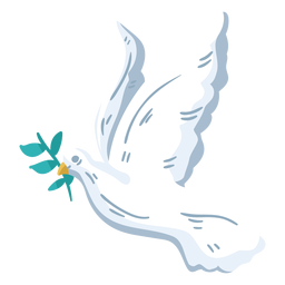 Paloma símbolo de paz