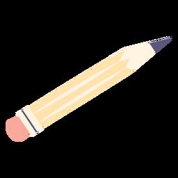 Drawing pencil flat icon