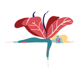 Exhausted fairy