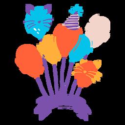 Para você lettering aniversário
