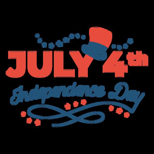 Letras del d?a de la independencia del 4 de julio