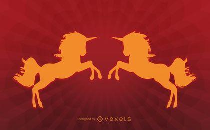 Gráficos vectoriales de caballos gratis