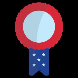 Elemento patriótico de roseta