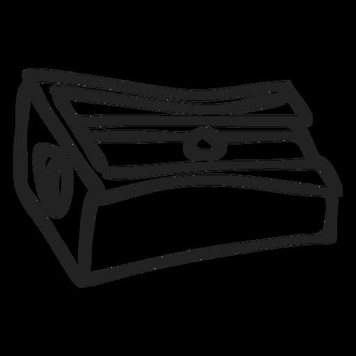 Pencil sharpener doodle