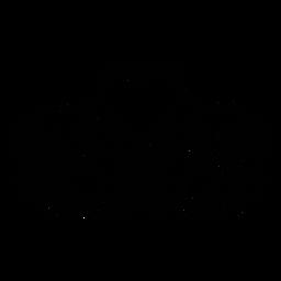 Curso da coroa do coração de Quinceanera