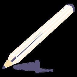 School pen flat icon