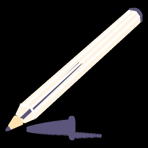 School pen flat icon Transparent PNG