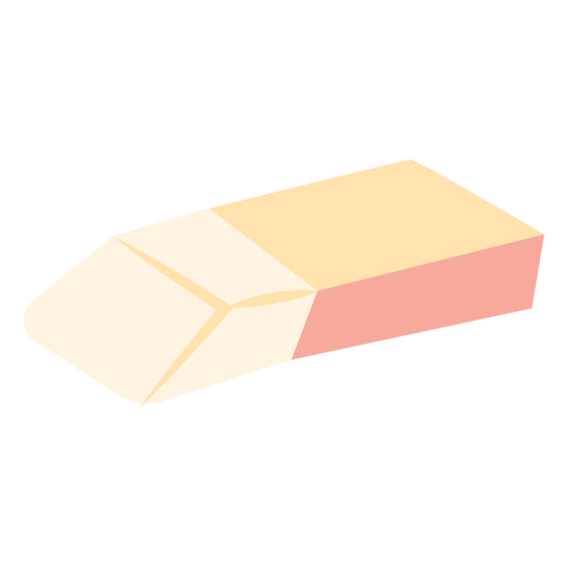 School rubber flat icon Transparent PNG