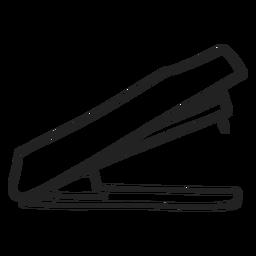Doodle de grapadora