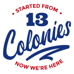 Comenzó a partir de letras de colonias.