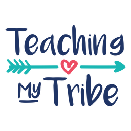 Teaching my tribe lettering design