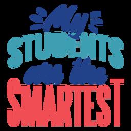 El diseño de letras más inteligente para estudiantes