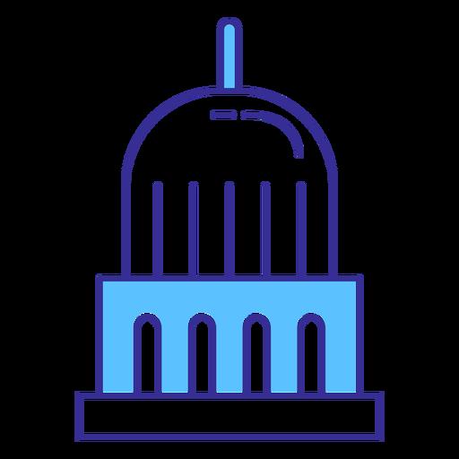 United states capitol element