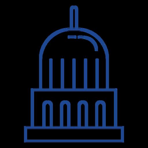 United states capitol stroke