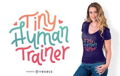 Diseño de camiseta de madre divertida cita
