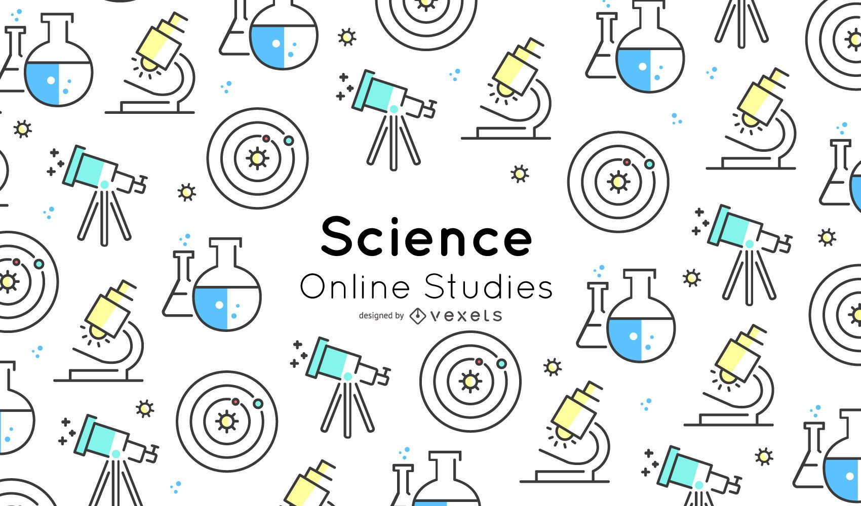 Science Elements Cover Design