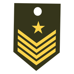 Captain military rank icon