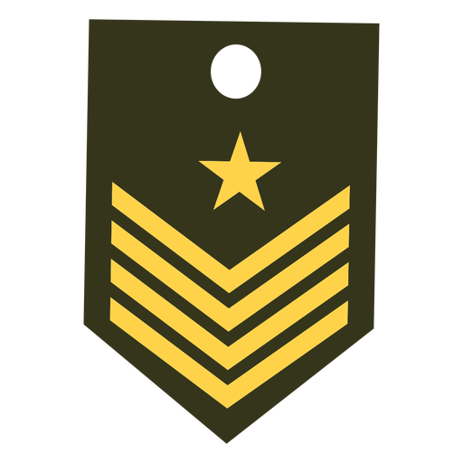Captain military rank icon Transparent PNG
