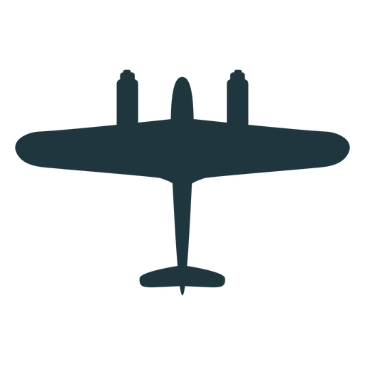 Combat aircraft silhouette military Transparent PNG