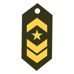 Commander military rank icon