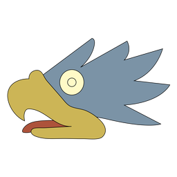 Eagle aztec sign
