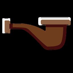 Icono de tubería inglesa