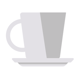 English tea cup icon