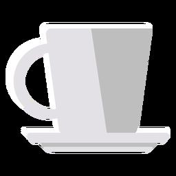 Icono de taza de té inglés