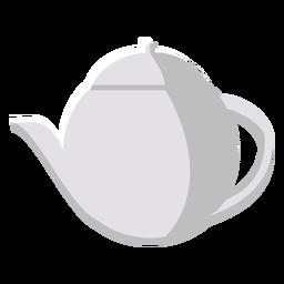 Icono de tetera inglesa