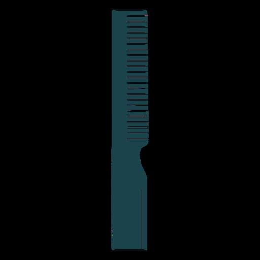 Gripper comb silhouette