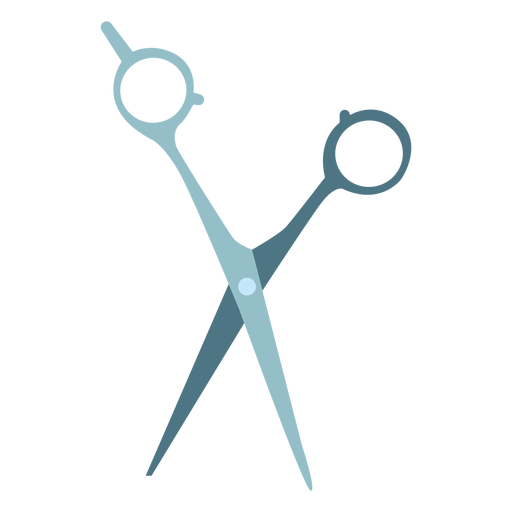 Hair cutting scissors icon Transparent PNG