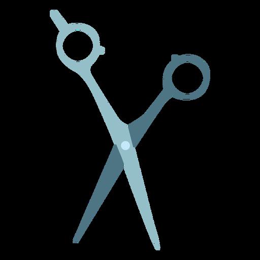 Hair cutting scissors icon