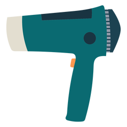 Hair dryer icon dryer