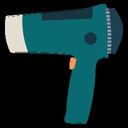 Icono de secador de pelo secador