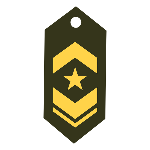 Lieutenant commander military rank icon Transparent PNG