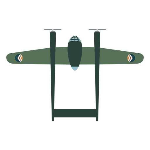 Military aircraft design element Transparent PNG