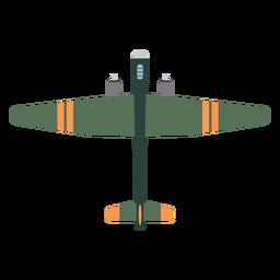 Elemento de avião militar