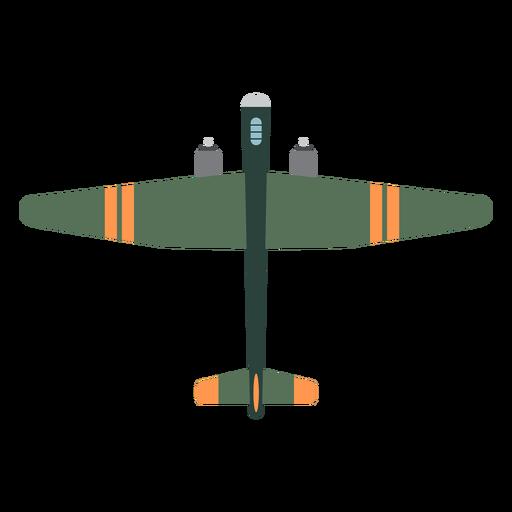 Elemento de avión militar