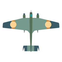 Ícone de aeronaves militares