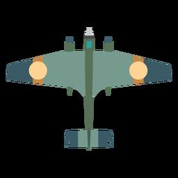 Icono de aviones militares