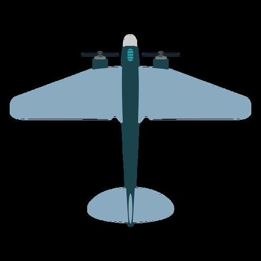 Icono de maqueta de avión militar