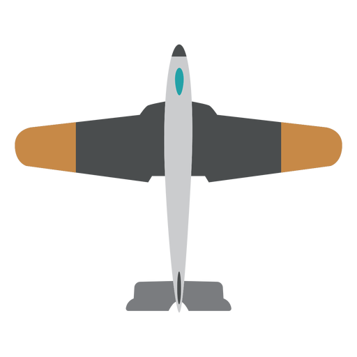Military airplane aircraft icon