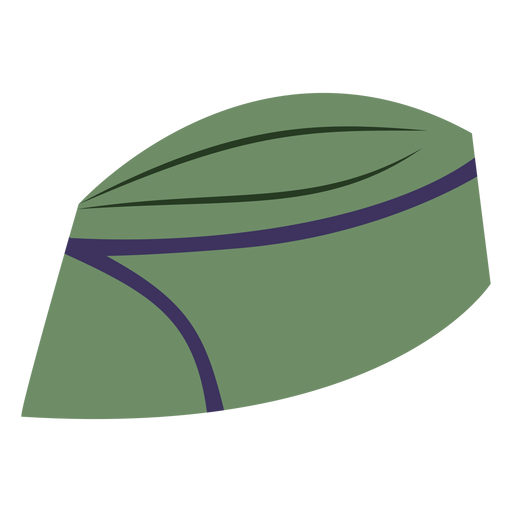 Gorra militar Transparent PNG
