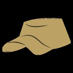 Gorra de patrulla militar