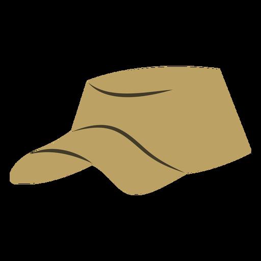 Gorra de patrulla militar Transparent PNG