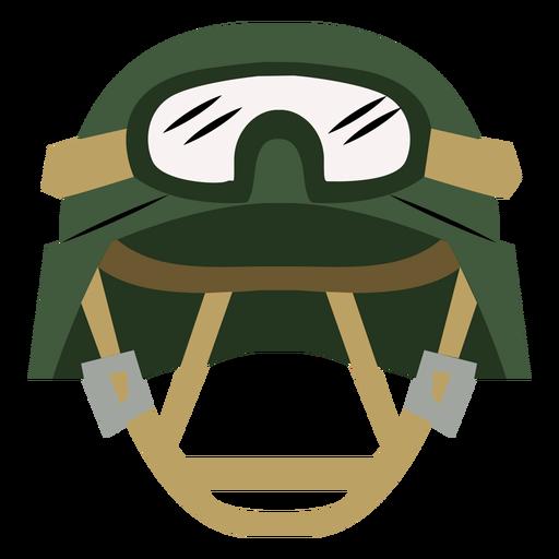 Military pilot helmet Transparent PNG
