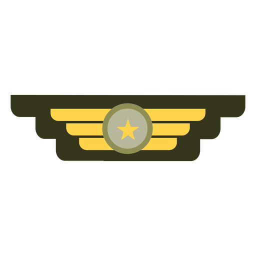Military rank insignia icon Transparent PNG