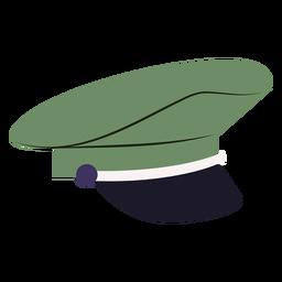 Gorra de servicio militar